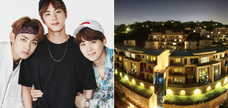 BTS Moves To 'Hannam The Hill'