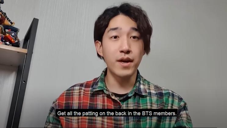BTSジンは超ストイックな努力家で振付師はジンを尊敬していると発言