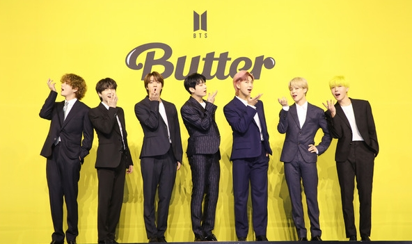 BTS Butterの盗作疑惑をクイーンのTwitterが否定!Tシャツ81の数字の秘密とは?