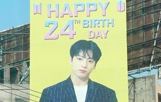 BTSジョングクの誕生日広告が即削除された!?「同性愛を促進する」ためと発表?