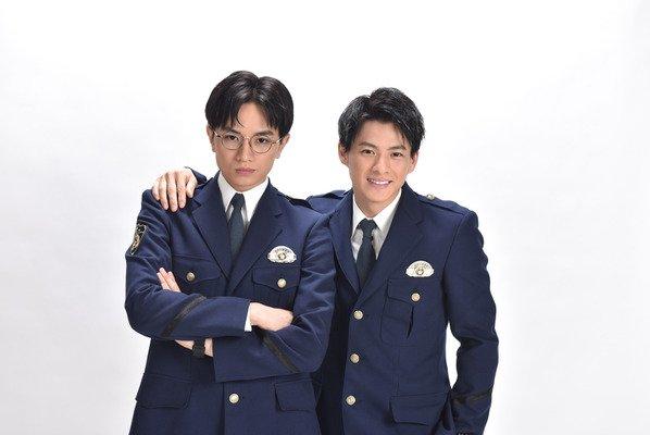 中島健人&平野紫耀、警察学校で最強バディ結成「未満警察」